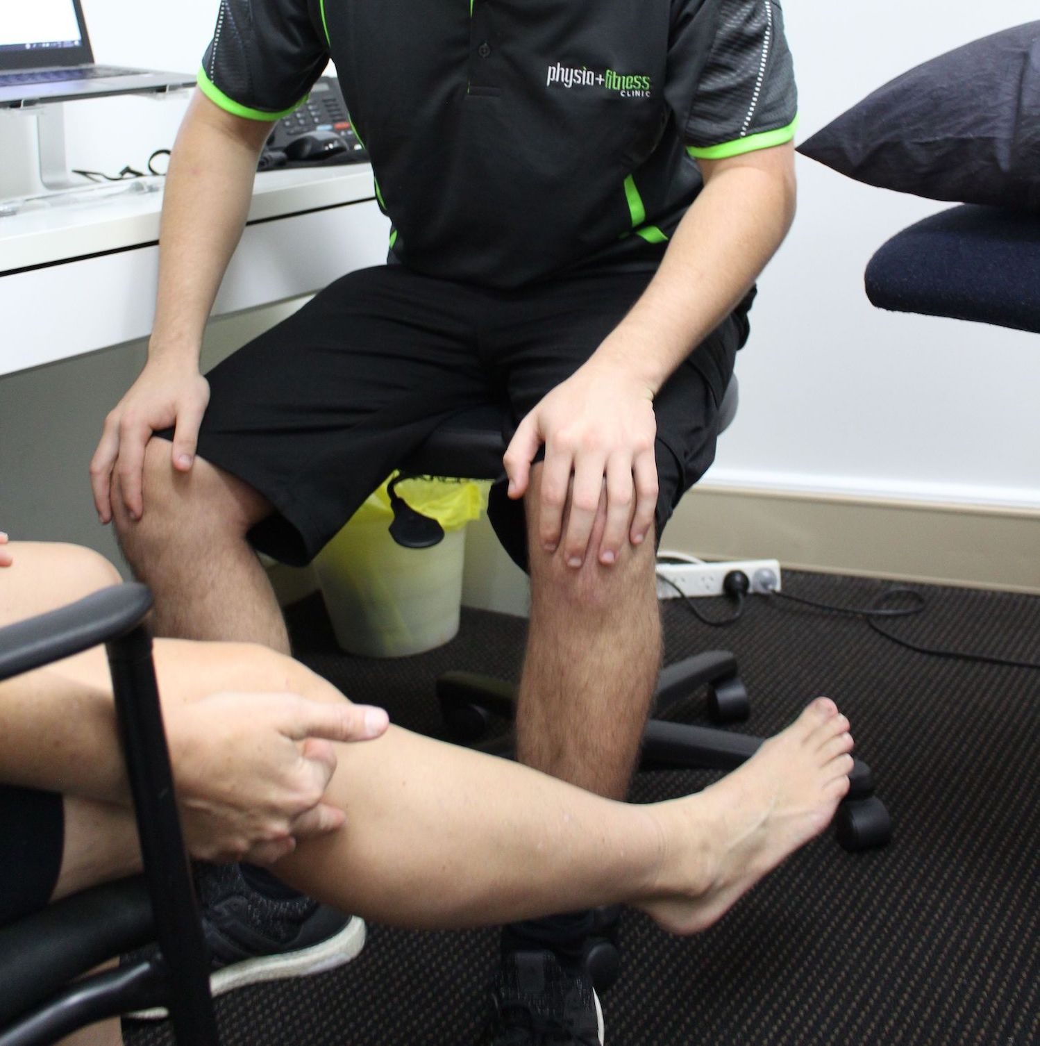 calf muscles, and what makes some people so susceptible to cramps and others not?