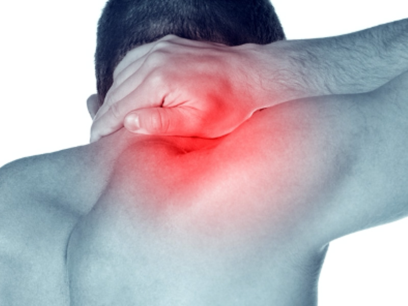 Neck pain and running