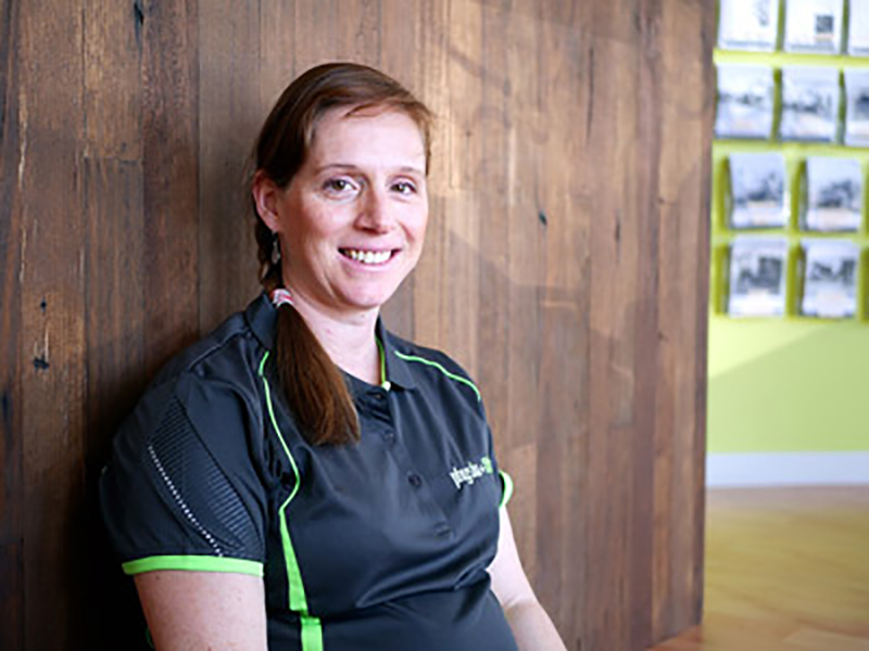 Catherine Bainbridge Physiotherapist Physio Fitness Clinic Seaford