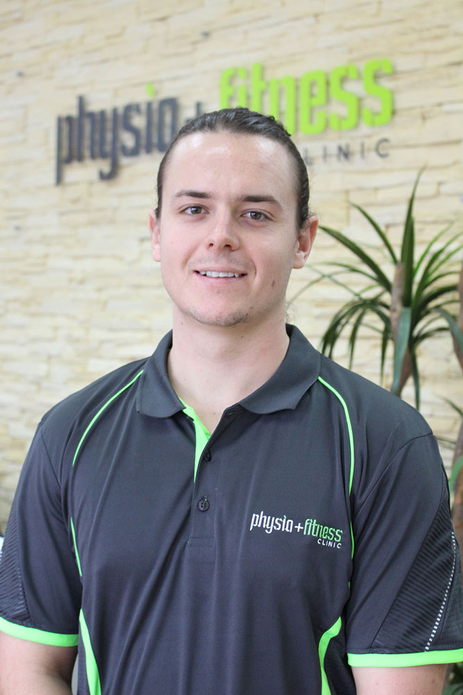 Bryce Kefford Physiotherapist Physio Fitness Clinic Seaford