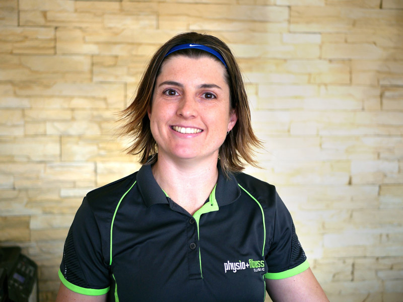 Morgan Deegan Physiotherapist Physio Fitness Clinic Seaford