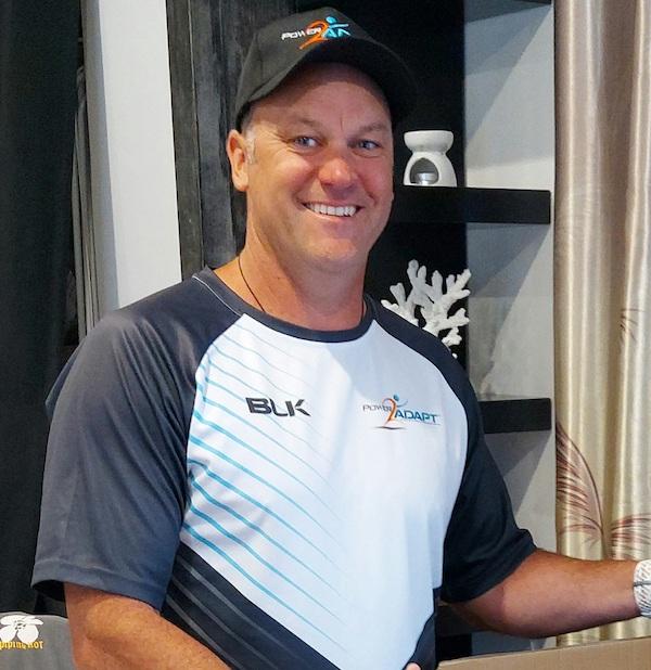 Alistair Tait Athletics Trainer Seaford