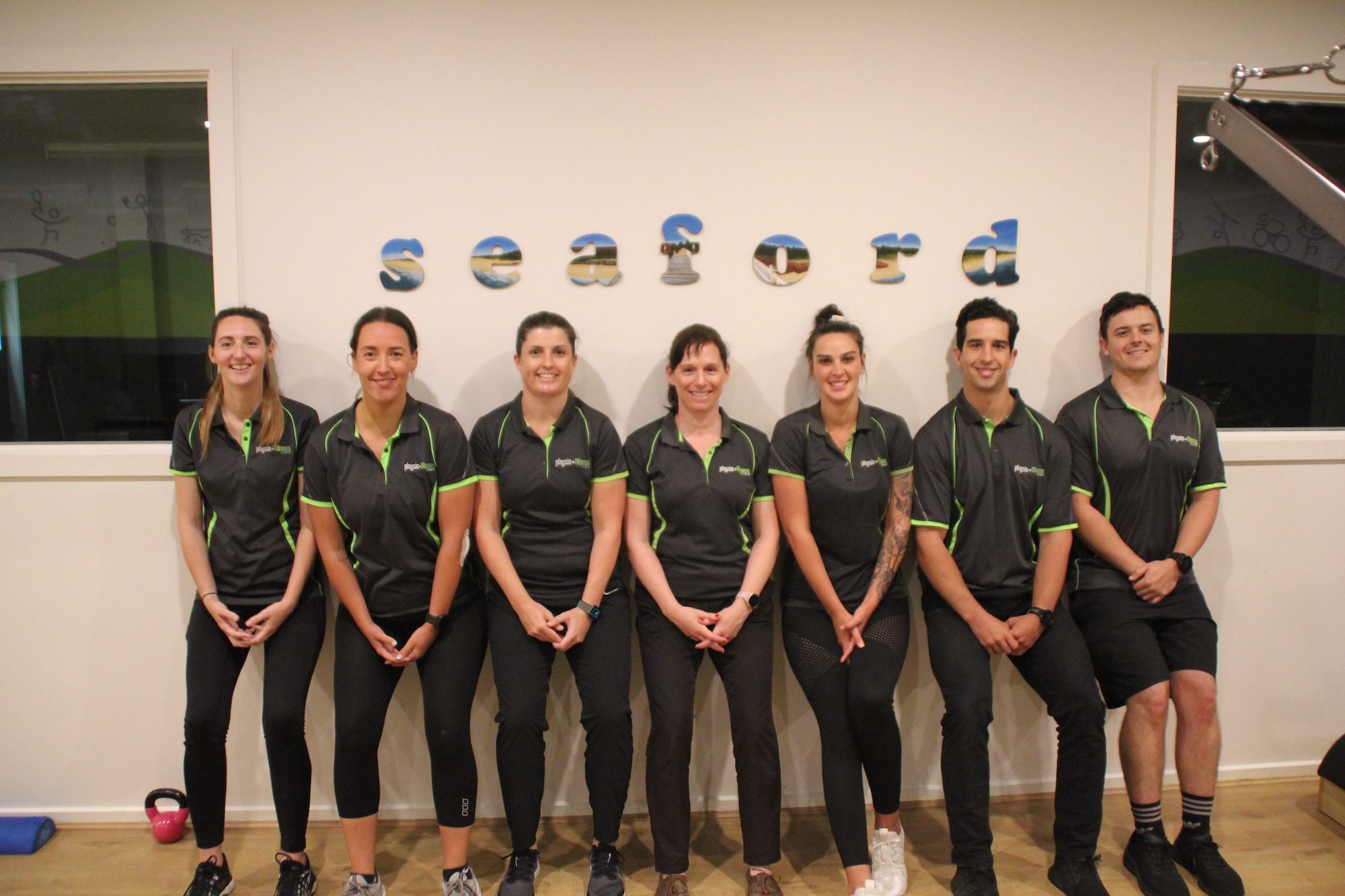 Physio Fitness Meet the team Seaford